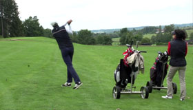 Video Tabaluga Golfcup 2015