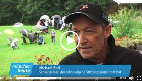 München TV über Tabaluga Golf Cup 2017